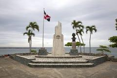 SANTO DOMINGO in the caribbean DOMINICAN REPUBLIC Royalty Free Stock Photos