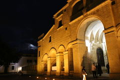 Santo Domingo cathedral Royalty Free Stock Image