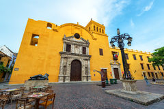 Santo Domingo Church και Plaza Στοκ φωτογραφίες με δικαίωμα ελεύθερης χρήσης