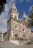 Santo Domingo church 1 Stock Photos