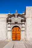 Santo Domingo Church Stock Photography