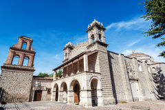 Santo Domingo Church in Ayacucho, Perù Fotografia Stock