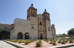 Santo Domingo church Royalty Free Stock Photos