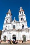 Santo Domingo Church Cuenca Στοκ εικόνα με δικαίωμα ελεύθερης χρήσης