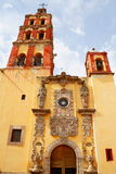 Santo domingo church IV Royalty Free Stock Images