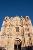 Santo Domingo Church, San Cristobal de las Casas, Mexico Stock Photography