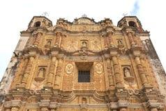 Santo Domingo Church San Cristobal Mexico Royalty Free Stock Photos