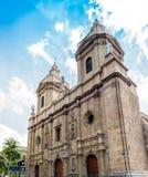 Santo Domingo Church in Santiago, Chile Stockfotografie
