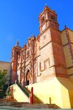 Santo domingo church V Royalty Free Stock Photo