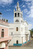 Santo Domingo Colonial Church Royalty Free Stock Images