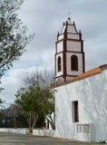 Santo domingo de Guzman on Fuerteventura Stock Photography