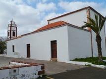 Santo domingo de Guzman on Fuerteventura Stock Photos