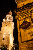 Santo Domingo de la Calzada Royalty Free Stock Images