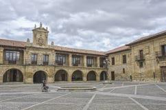 Santo Domingo de SIlos in Burgos,Spain Stock Image