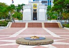 Santo Domingo, Dominican Republic. Altar de la Patria, The Altar of the Homeland. Royalty Free Stock Image