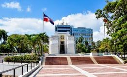 Santo Domingo, Dominikanische Republik Altar de la Patria, der Altar des Vaterlandes Lizenzfreie Stockfotos
