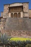 Santo Domingo - Inca walls - Koricancha - Peru Royalty Free Stock Photos
