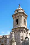 Santo Domingo kyrka Royaltyfria Bilder