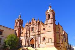 Santo Domingo kyrka I royaltyfri fotografi