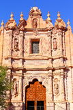 Santo Domingo kyrka III Arkivfoto