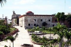 Santo domingo monuments Stock Photography