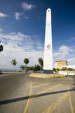santo domingo obelisku Fotografia Stock