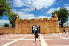 Santo Domingo panteonu wierza Obraz Royalty Free