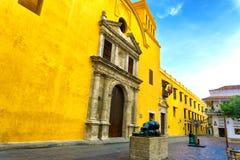 Santo Domingo Plaza στην Καρχηδόνα Στοκ Φωτογραφία