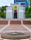 Santo Domingo, Repubblica dominicana Altar de la Patria, l'altare della patria Immagine Stock