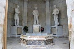 Santo Domingo, Repubblica dominicana Altar de la Patria, l'altare della patria Immagini Stock