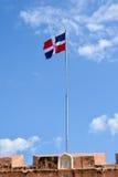 Santo Domingo, Repubblica dominicana Puerta del Conde (il portone del conteggio) Immagine Stock Libera da Diritti