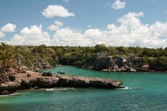 Santo Domingo sehen Lizenzfreies Stockbild