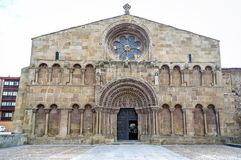 Santo Domingo in Soria Royalty Free Stock Image
