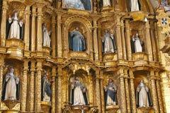 Santo Domingo tempel XI arkivfoto