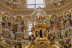 Santo Domingo tempel XII Fotografering för Bildbyråer