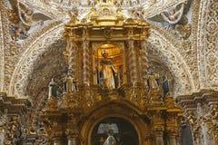 Santo Domingo tempel XIV fotografering för bildbyråer