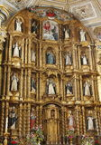 Santo domingo temple IX Royalty Free Stock Photos