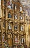 Santo domingo temple X Royalty Free Stock Image