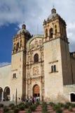 Santo- Domingokirche stockfotografie