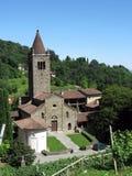 Santo Egidio de Fontanella Foto de archivo