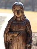 Santo Elizabeth Bust Fotografía de archivo