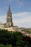 Santo Emilion Foto de archivo libre de regalías