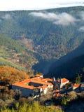 Santo Estevo Monastery Stock Images