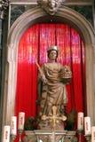 Santo Euphemia Imagen de archivo libre de regalías