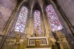 Santo Gatien de viajes, el valle del Loira, Francia de la catedral Fotos de archivo