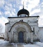 Santo George Cathedral, Yuryev-Polsky Foto de archivo libre de regalías