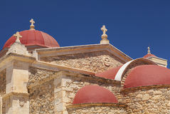 Santo George Crete foto de archivo libre de regalías