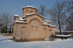 Santo Georgi, Kyustendil, BG de la iglesia Imagen de archivo libre de regalías