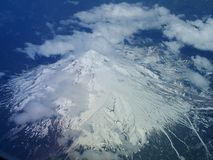 Santo Helen de la montaña Imagen de archivo