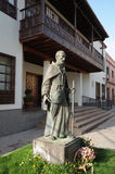 Santo Hermano Pedro, Arona Tenerife Royalty Free Stock Image